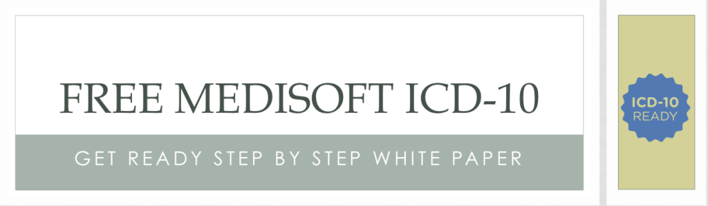 Free Medisoft ICD-10 Get Ready Step By Step White Paper