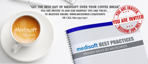 Medisoft Tips & Tricks