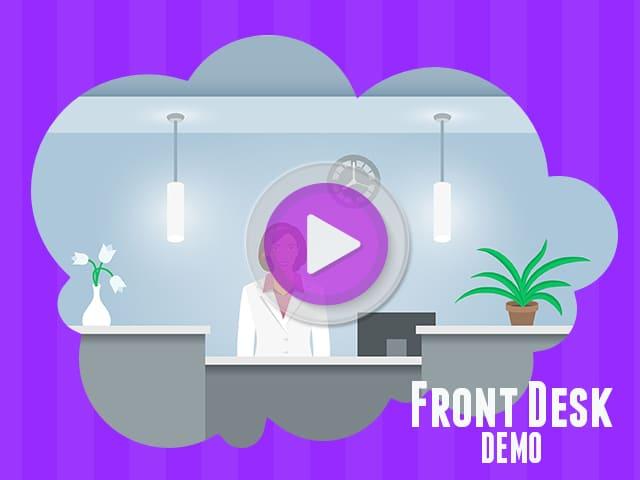 PrimeSUite Front Desk Demo