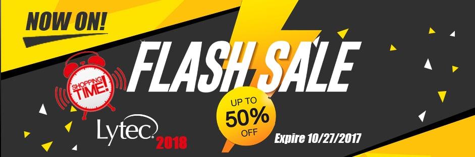 Lytec Flash Sale