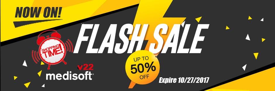Medisoft flash sale